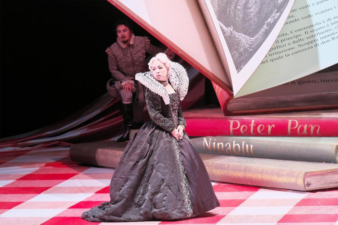 チェネレントラ、または愛と善良の勝利!―藤原歌劇団公演《ラ・チェネレントラ》ロッシーニ没後150年記念
