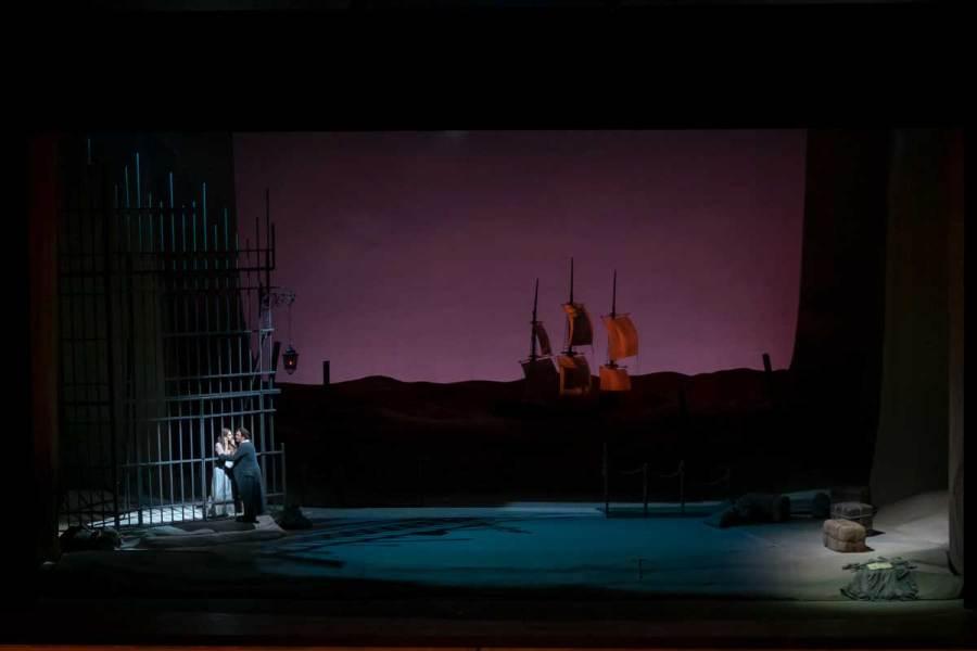 ローマ歌劇場 2018年 日本公演《マノン・レスコー》第三幕より