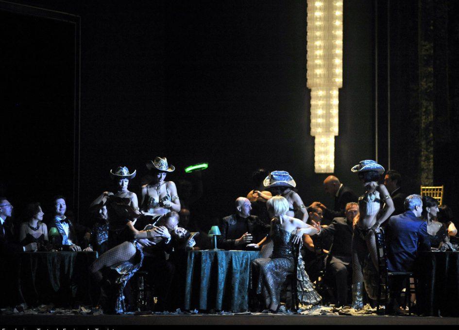 "È Stefan Pop ""Alfredo"" in Traviata alla Fenice di Venezia: standing ovation agli artisti"