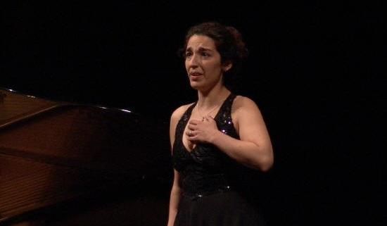 """Premio """"Lirica World per il Talento"""" a Renata Campanella"""
