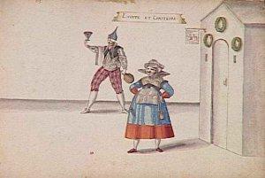 L'Hôte et l'hôtesse - Daniel Rabel
