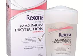 Rexona Maximum Protection, un nuevo antitranspirante