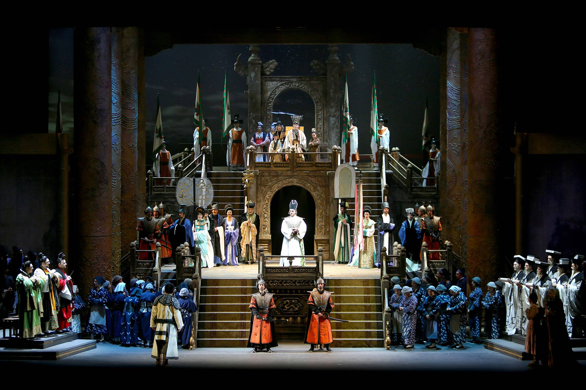 Review Sipario: TURANDOT a Genova