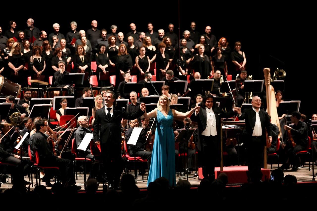 Gran Gala Lirico da Bellini a Puccini a Catania