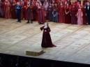 Anna Netrebko, Il Trovatore curtain call 14.08.2015