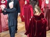 Anna Netrebko, curtain call Il Trovatore 14.08.2015