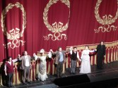 The cast of La Boheme, Bayerische Staatsoper, July 3rd, 2016