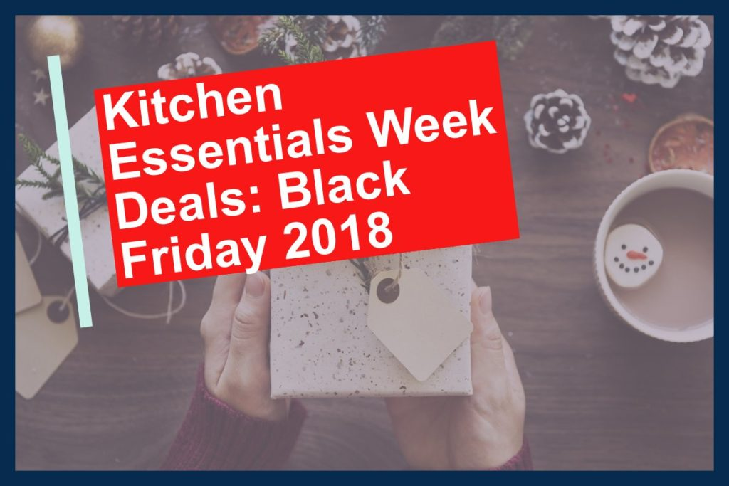 kitchen deals chairs on rollers 7 handy essentials in the black friday 2018 week