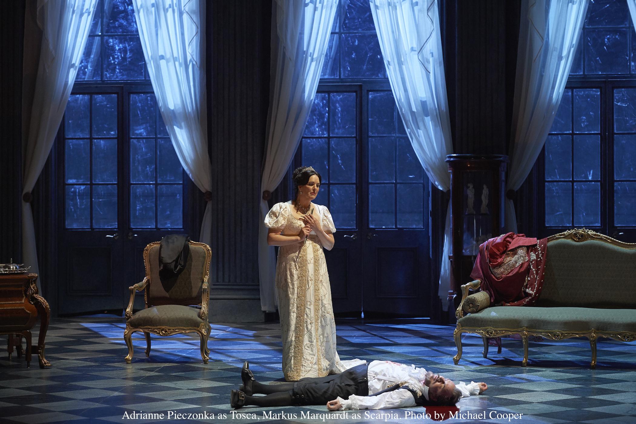 Tosca Review - Opera Going Toronto