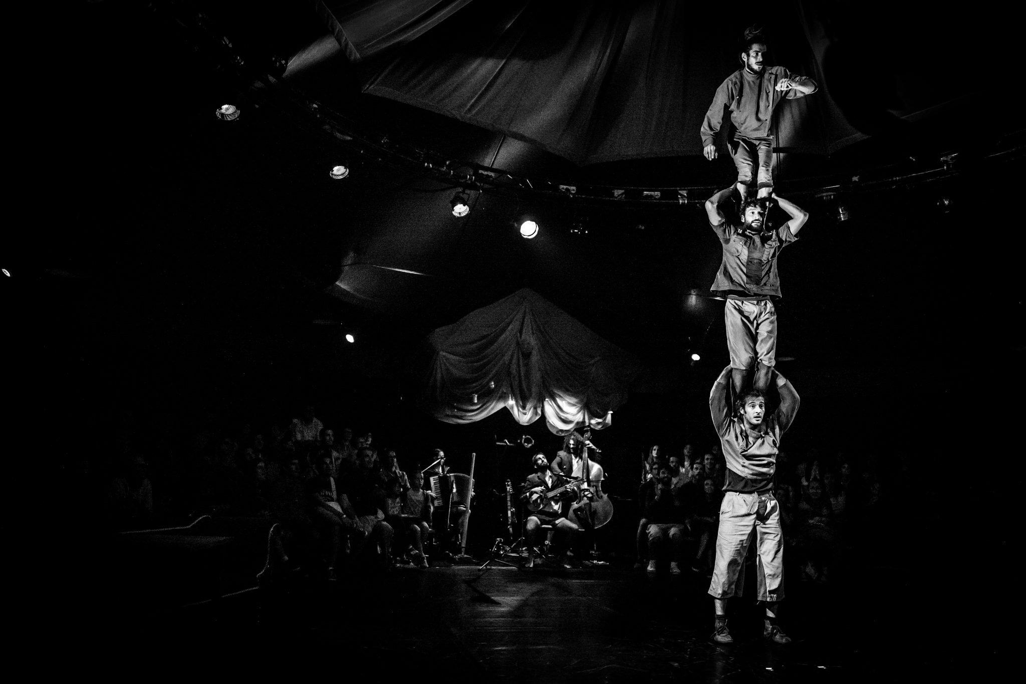 magdaclan circo contemporaneo masnada bologna duse