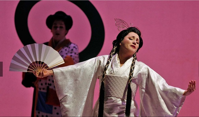 Madame Butterfly at the San Francisco Opera