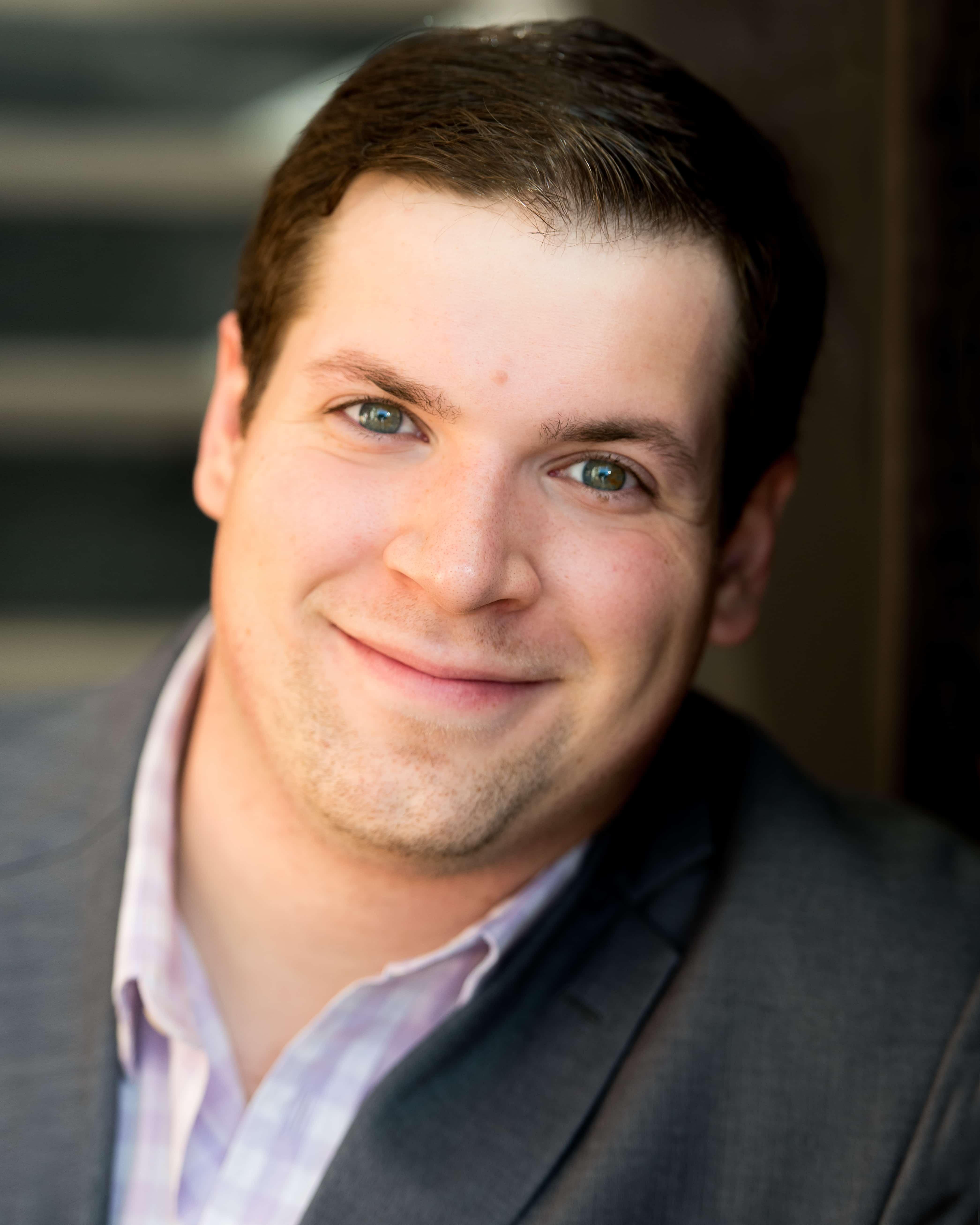 Zach Crowle Headshot