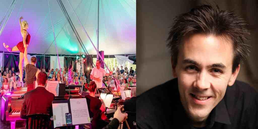 Mark Lonergan and circus mashup