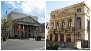 Opera Houses in Germany