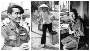 Arrival in Tân Ba 1964