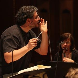 José Cura ako dirigent