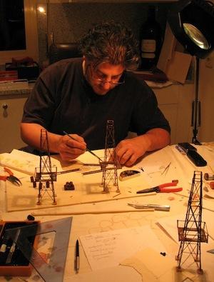 José Cura ako scénograf