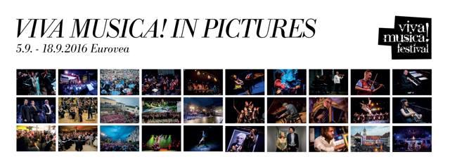Viva Musica vo fotografiách Zdenka Hanouta
