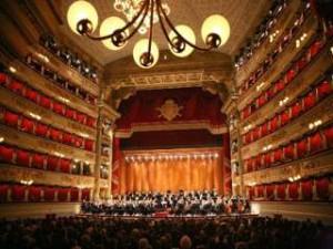 Geführte Besichtigung des Teatro  alla Scala