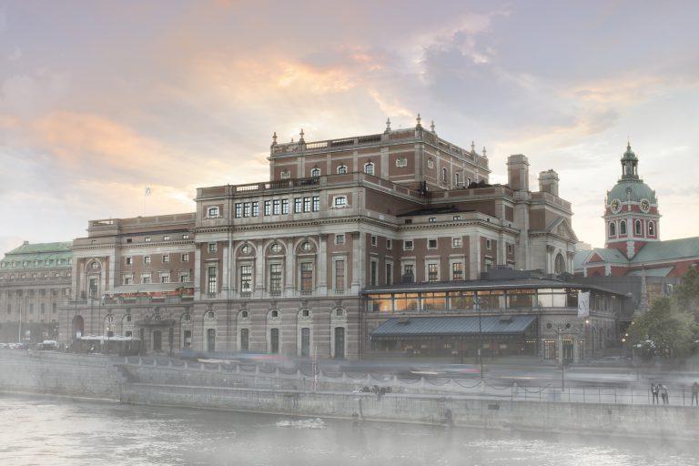 Kungliga Operan Stockholm, Foto: Markus Gårder
