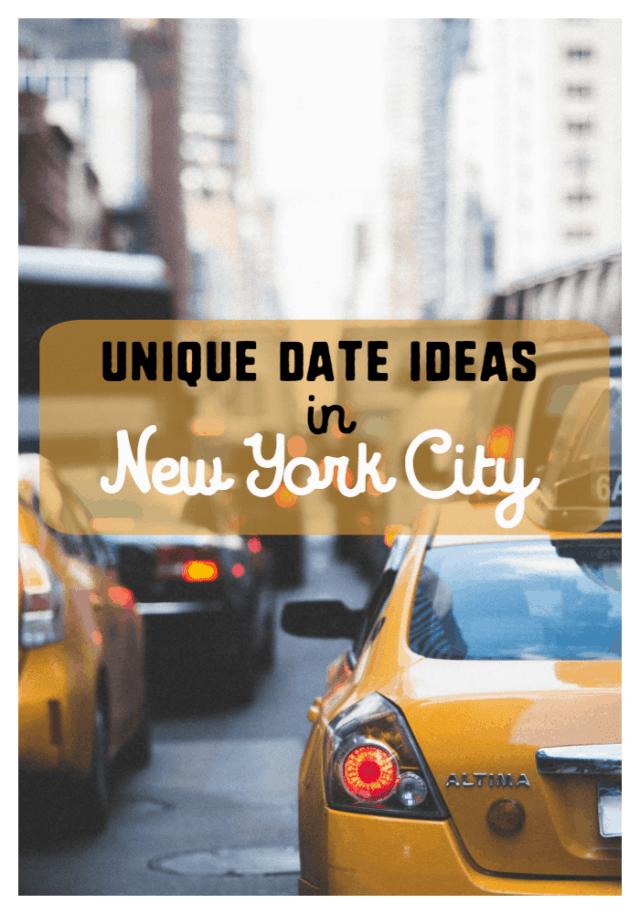 Unique Date Ideas in New York City, New York