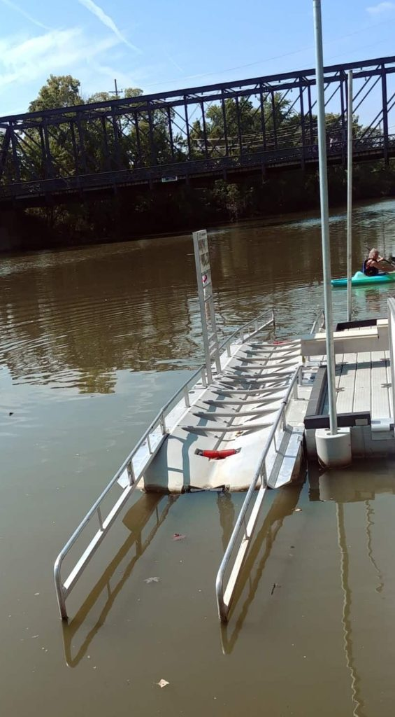 fort wayne outfitters boat launch