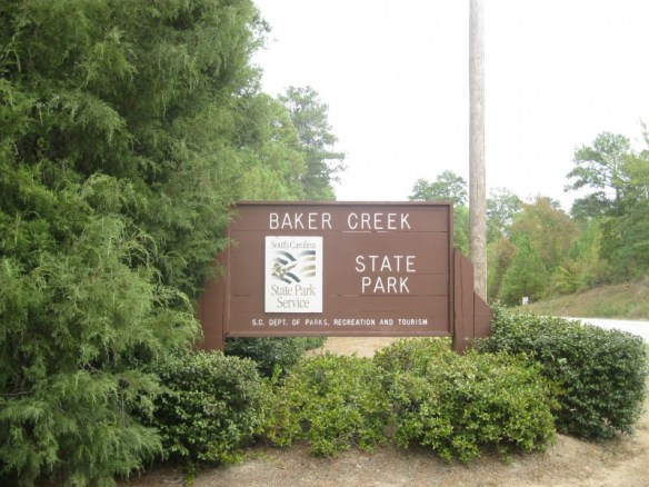 Bakers Creek State Park