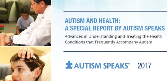 Autism and Health: A Special Report by Autism Speaks