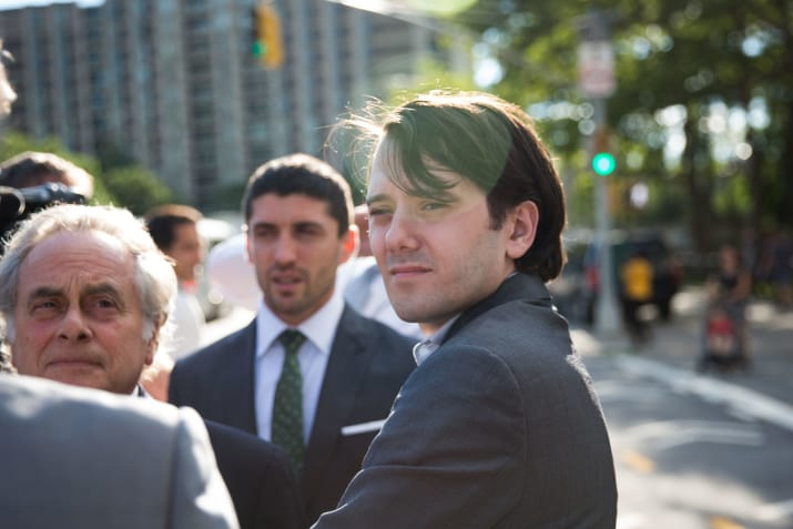 """""""Pharma Bro"""" Martin Shkreli Has Been Convicted At His Securities Fraud Trial"""