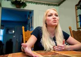She overdosed in a car with her baby in York County. Now, she shares a story of recovery.