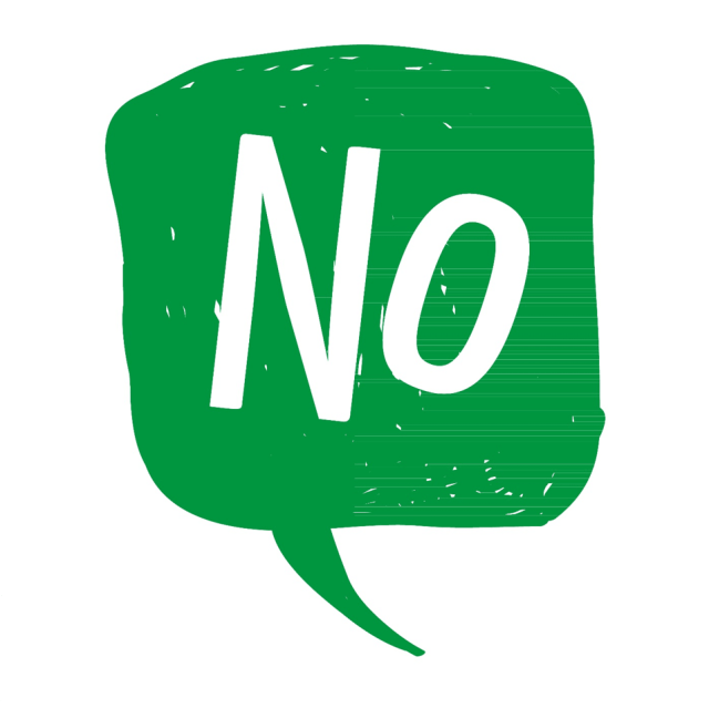How to Say No: The Definitive Guide