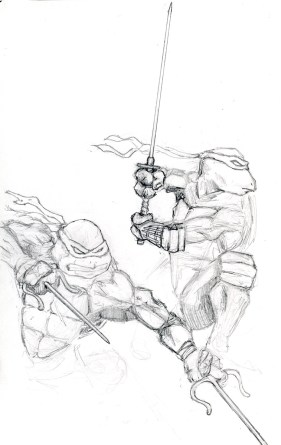 Shock - Raph and Leo