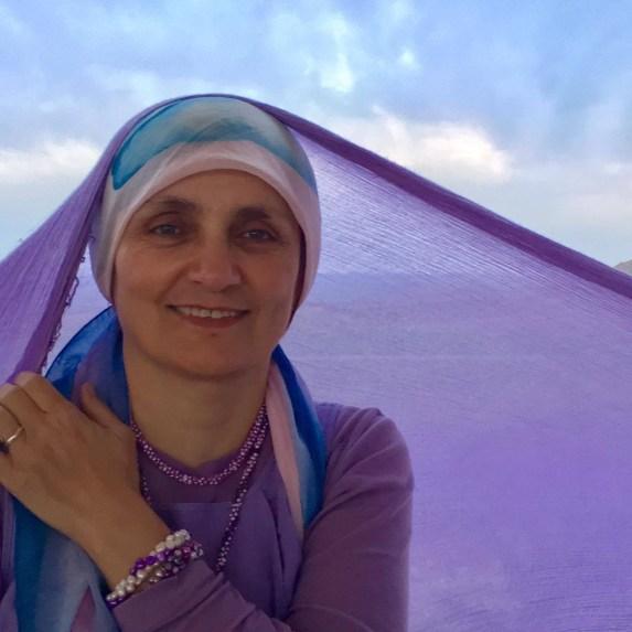 Dr Nemam Ghefouri, Swedish heart surgeon. Founder and spokeswoman for Joint Help for Kurdistan