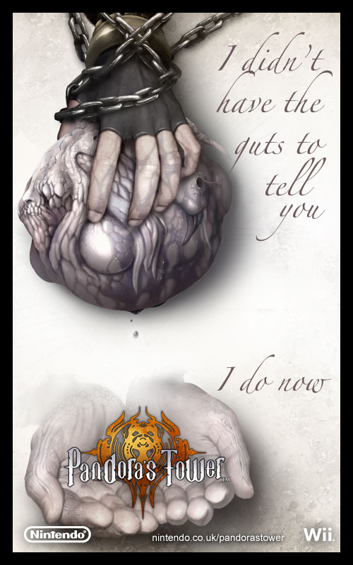 Pandora's Tower-Guts to tell you