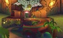 Kingdom Hearts 3D - Traverse Town