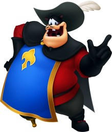 Kingdom Hearts 3D - Musketeer Peat