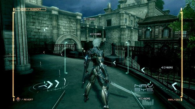 Metal Gear Rising Screenshot 4