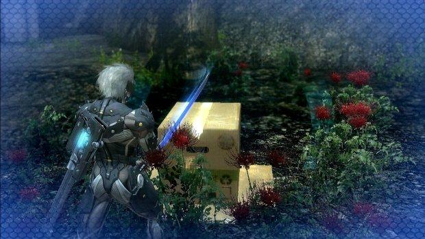 Metal Gear Rising Screenshot 1