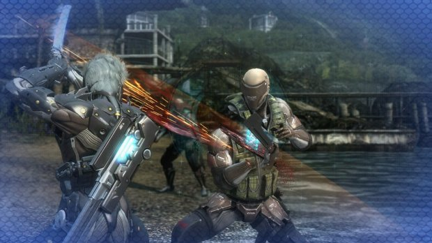 Metal Gear Rising Screenshot 2
