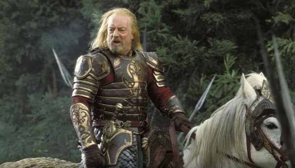 King Theoden from Lord of the Rings - Infinite Game Works | oprainfall
