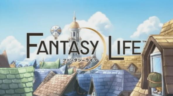 Level-5 Fantasy Life Logo