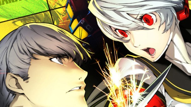 Persona 4: Arena Official Design Works