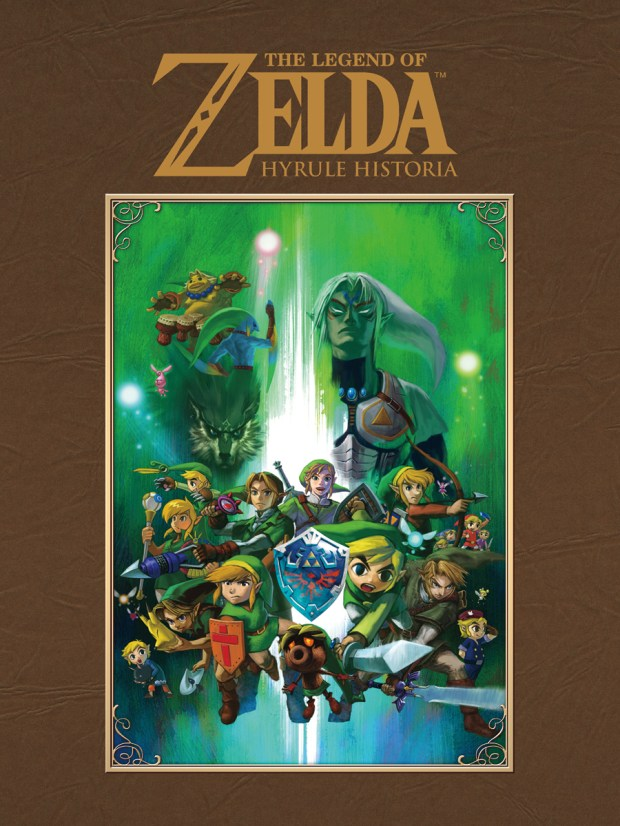 Pre-order Hyrule Historia NOW!