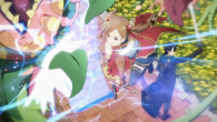 Sword Art Online | Kirito and Silica Battle