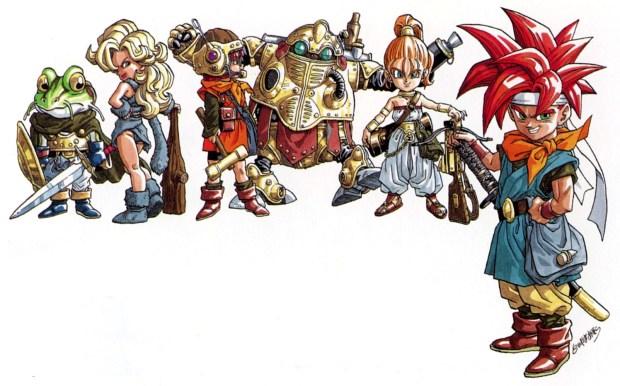 Chrono Trigger Cast