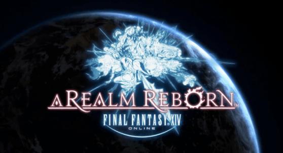 Final Fantasy XIV: A Realm Reborn Logo