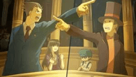 3DS Professor Layton vs. Ace Attorney