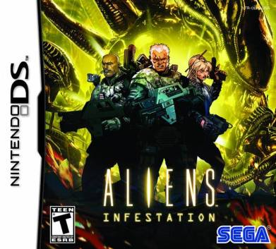 Aliens Infestation Game Sales