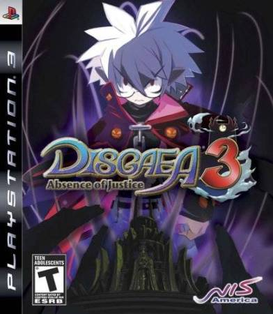 Disgaea 3 Absence of Justice Game Sales