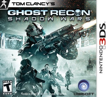 Ghost Recon Shadown Wars Game Sales